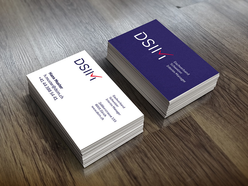 Logodesign & Geschäftsdrucksachen