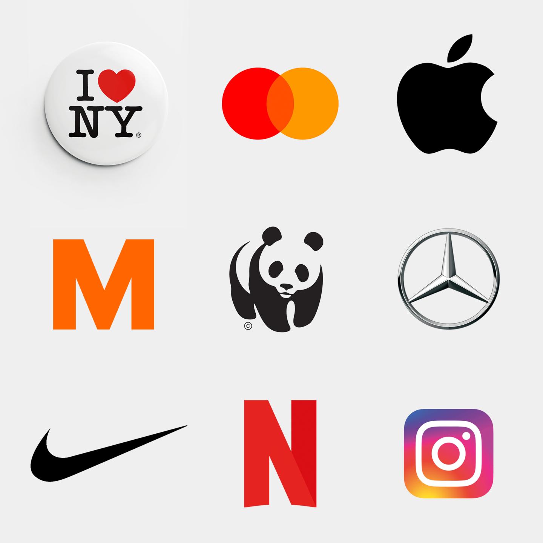 Hoher Wiedererkennungswert durch erfolgreiches Logo-Design