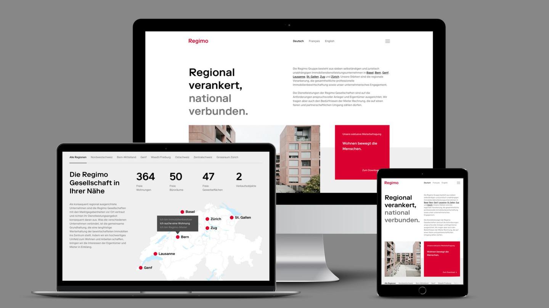 Regimo Webdesign