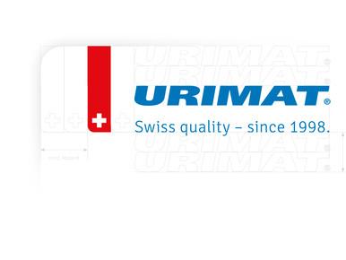 Ein CI für Urimat Schweiz AG